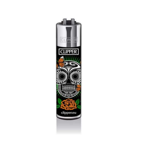 """Clipper """"Mexican Skulls#5"""" - Mexican Skull 2"""