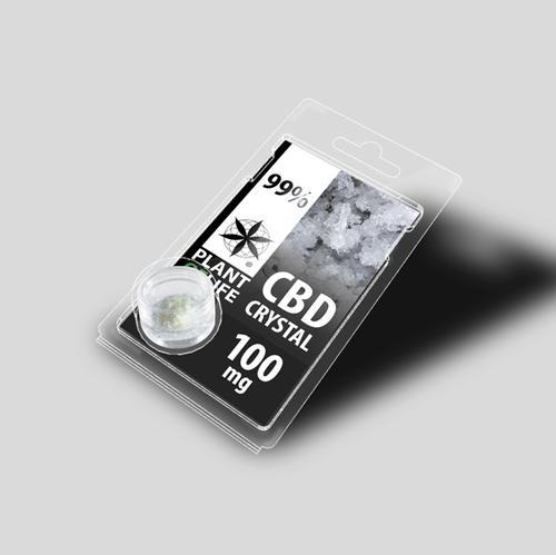Cristalli CBD - 100mg