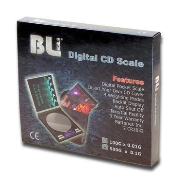 Bilancia Digitale CD