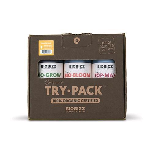 TryPack - BIOBIZZ - 250ml x 3