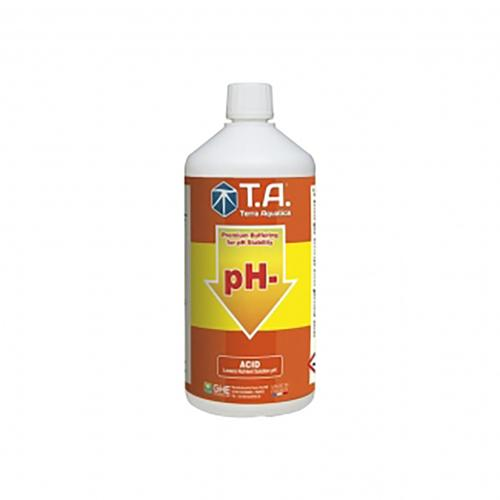 T.A. - pH Down Acid Unico - 1 litro