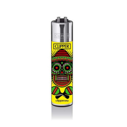 """Clipper """"Mexican Skulls#5"""" - Mexican Skull 1"""