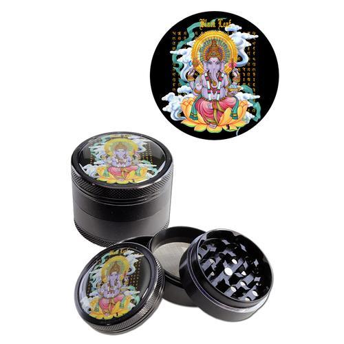 W&S - Grinder BL Ganesha - Nero
