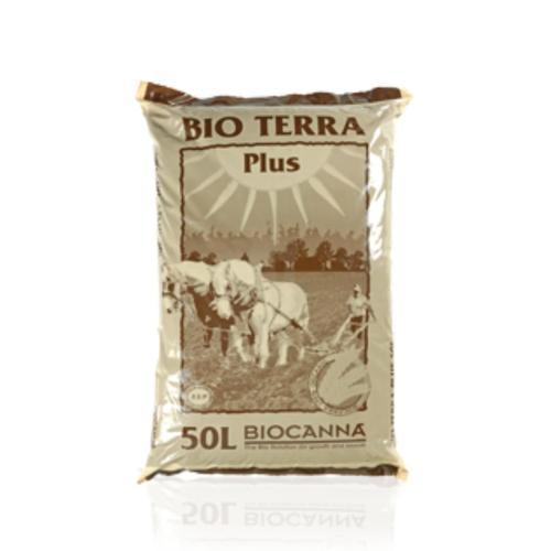 BIOCANNA Bio Terra plus - 50 L