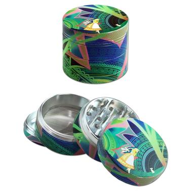 "Grinder alluminio BL ""Alice in wonderland"""