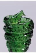 Braciere D14 con serpente - Verde