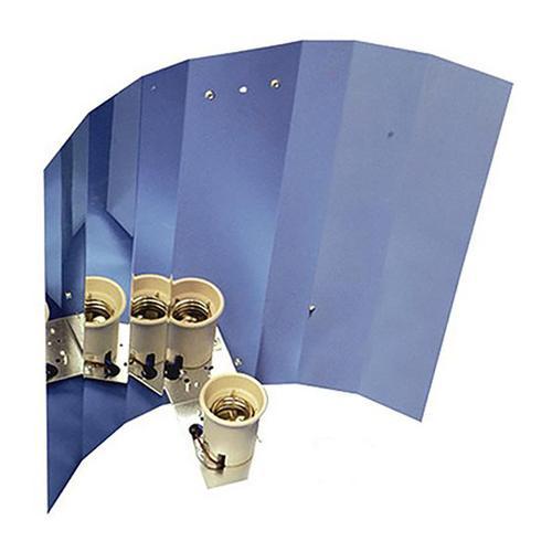 Riflettore Long Gloss - Airontek - Alluminio