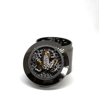 Grinder Alluminio Decorazione Diamanti