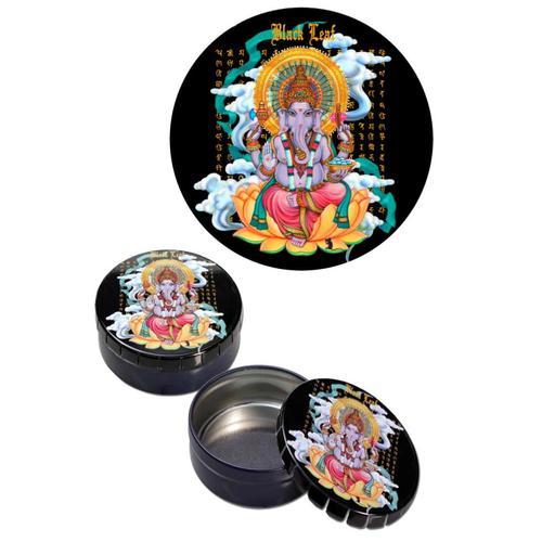Box Ganesha - Black Leaf