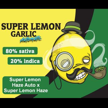 Super Lemon Garlic
