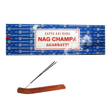 W&S - Incenso Nag Champa