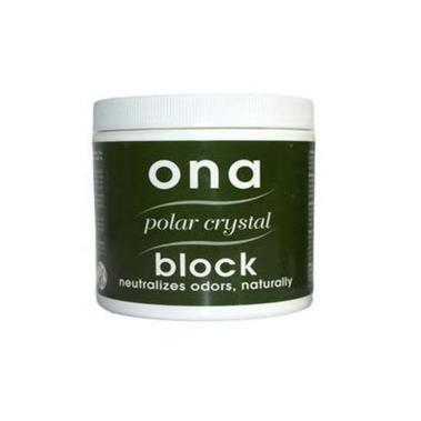 Block Polar Crystal