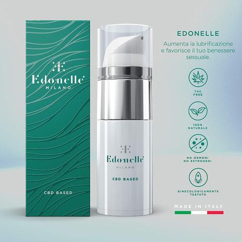 Edonelle  - Classic - Oleogel intimo lubrificante al CBD