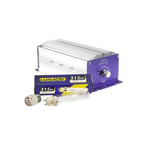 Lampada + Accenditore/Trasformatore Lumatek CMH - 315 W
